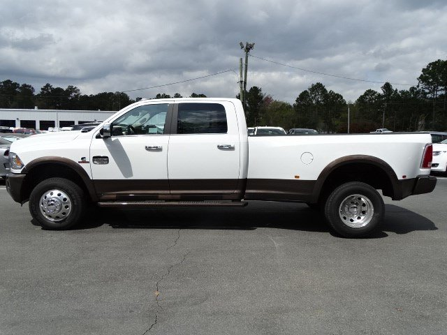 2018 Ram 3500 Crew Cab DRW 4x4,  Pickup #594268 - photo 4