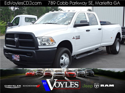 2018 Ram 3500 Crew Cab DRW 4x4,  Pickup #594295 - photo 1