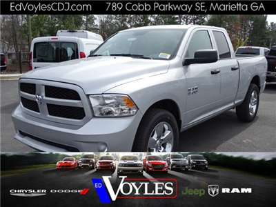 2018 Ram 1500 Quad Cab 4x2,  Pickup #594388 - photo 1