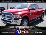 2018 Ram 2500 Crew Cab 4x4,  Pickup #594427 - photo 1