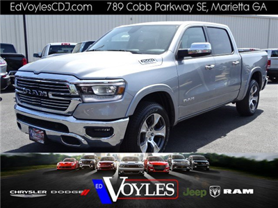 2019 Ram 1500 Crew Cab 4x4,  Pickup #594579 - photo 1