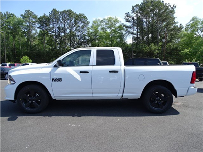 2018 Ram 1500 Quad Cab, Pickup #594725 - photo 4