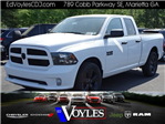 2018 Ram 1500 Quad Cab, Pickup #594725 - photo 1
