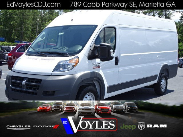 2018 ProMaster 3500 High Roof FWD,  Empty Cargo Van #594795 - photo 1