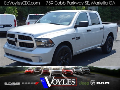 2018 Ram 1500 Crew Cab 4x2,  Pickup #594975 - photo 1