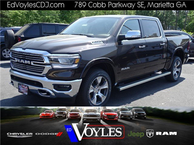 2019 Ram 1500 Crew Cab 4x4,  Pickup #595100 - photo 1
