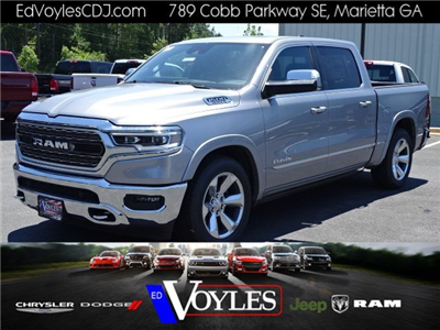 2019 Ram 1500 Crew Cab 4x4,  Pickup #595571 - photo 1