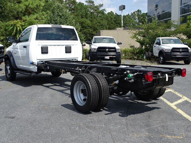2018 Ram 5500 Regular Cab DRW 4x2,  Cab Chassis #595967 - photo 2