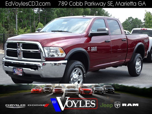2018 Ram 2500 Crew Cab 4x4,  Pickup #596011 - photo 1