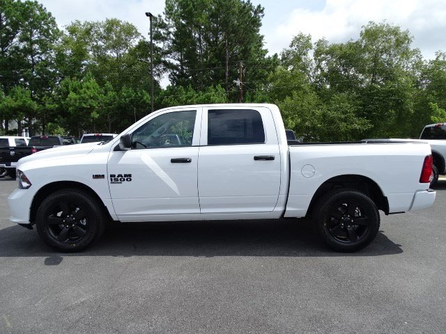 2019 Ram 1500 Crew Cab 4x4,  Pickup #596122 - photo 4