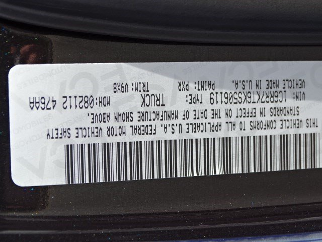 2019 Ram 1500 Crew Cab 4x4,  Pickup #596228 - photo 22