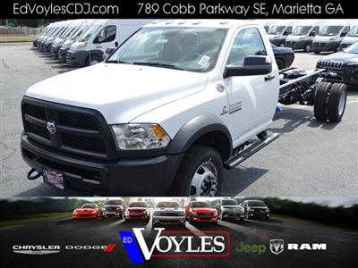 2018 Ram 5500 Regular Cab DRW 4x2,  Cab Chassis #596242 - photo 1