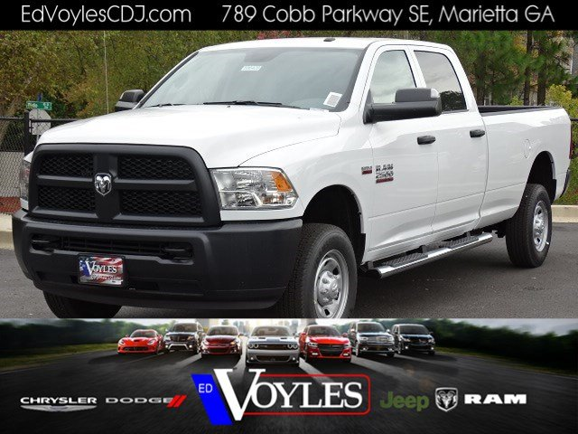 2018 Ram 2500 Crew Cab 4x4,  Pickup #596428 - photo 1