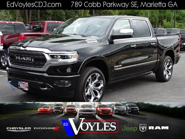 2019 Ram 1500 Crew Cab 4x4,  Pickup #596432 - photo 1