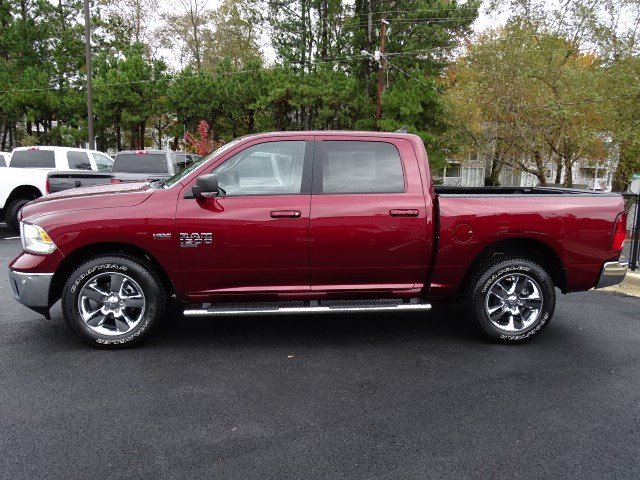 2019 Ram 1500 Crew Cab 4x4,  Pickup #596500 - photo 4