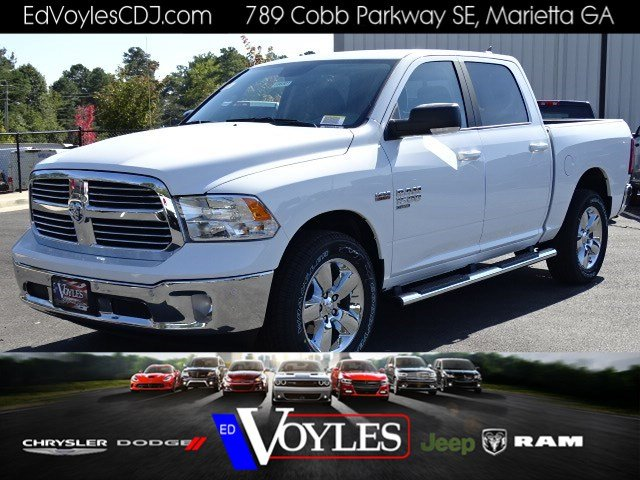 2019 Ram 1500 Crew Cab 4x4,  Pickup #596501 - photo 1