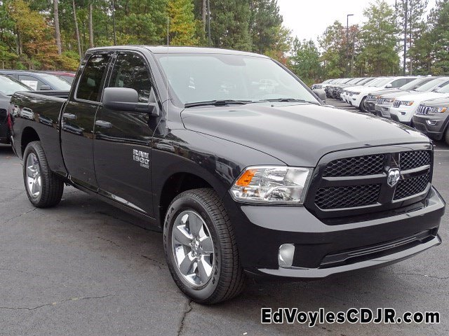2019 Ram 1500 Quad Cab 4x2,  Pickup #596532 - photo 1