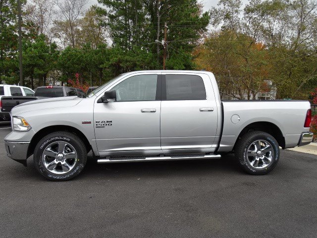 2019 Ram 1500 Crew Cab 4x4,  Pickup #596533 - photo 4
