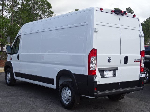 2019 ProMaster 2500 High Roof FWD,  Empty Cargo Van #596707 - photo 4