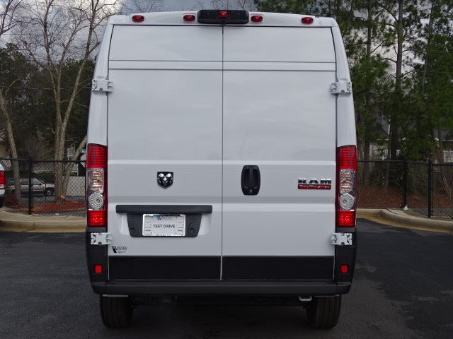 2019 ProMaster 2500 High Roof FWD,  Empty Cargo Van #596707 - photo 5