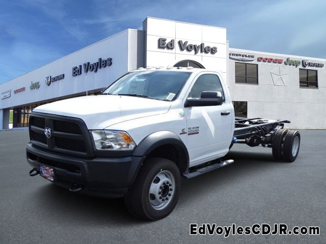 2018 Ram 5500 Regular Cab DRW 4x2,  Cab Chassis #596738 - photo 1