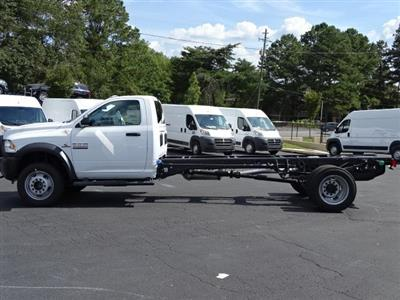 2018 Ram 5500 Regular Cab DRW 4x2,  Cab Chassis #596738 - photo 4