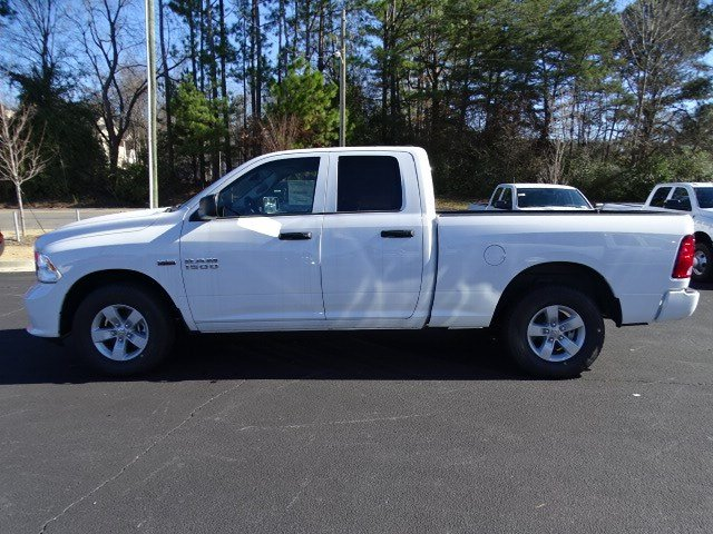 2018 Ram 1500 Quad Cab 4x2,  Pickup #596883 - photo 4