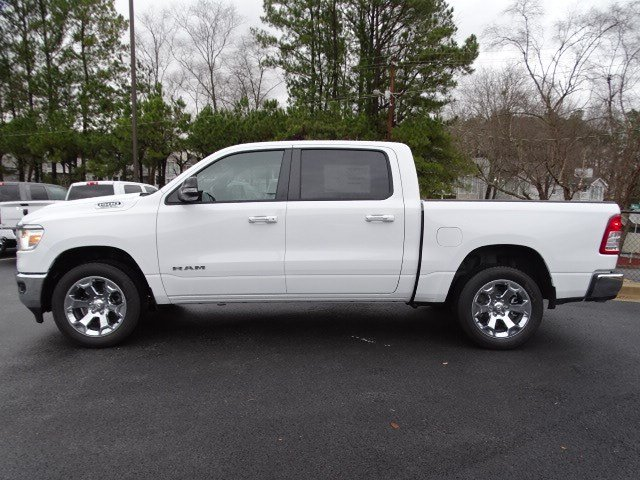 2019 Ram 1500 Crew Cab 4x4,  Pickup #597124 - photo 4