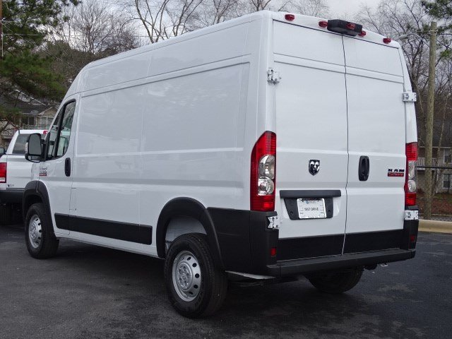 2019 ProMaster 1500 High Roof FWD,  Empty Cargo Van #597130 - photo 4