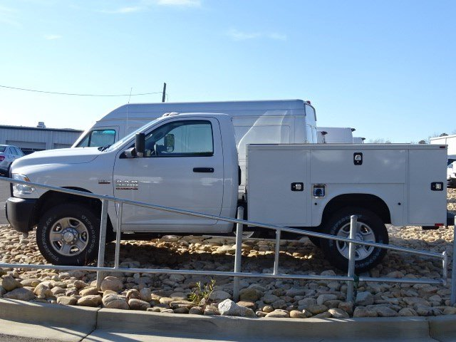 2018 Ram 2500 Regular Cab 4x4,  Service Body #597138RL - photo 4