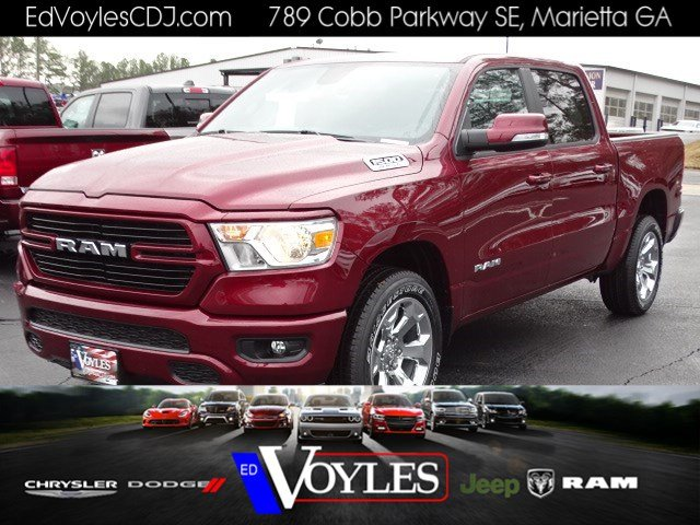 2019 Ram 1500 Crew Cab 4x2,  Pickup #597549 - photo 1