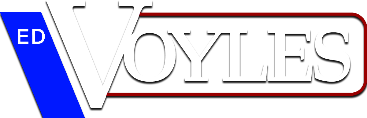Ed Voyles Chrysler Dodge Jeep Ram logo