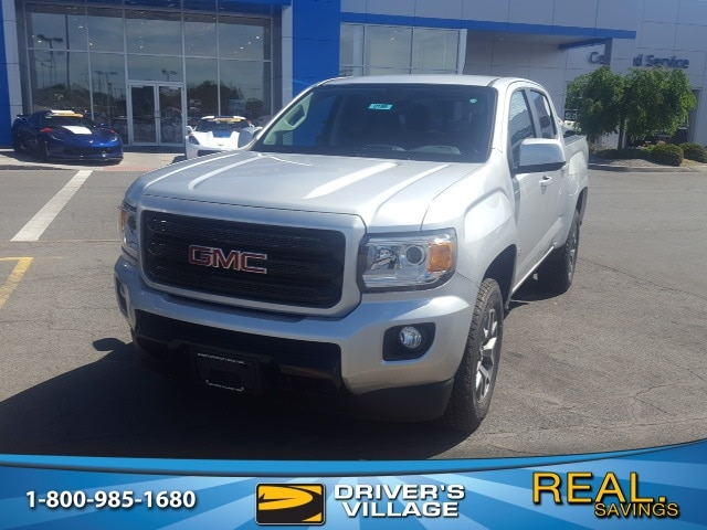 2018 Canyon Crew Cab 4x4,  Pickup #B18300199 - photo 1