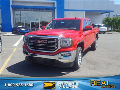 2018 Sierra 1500 Crew Cab 4x4,  Pickup #B18300694 - photo 1