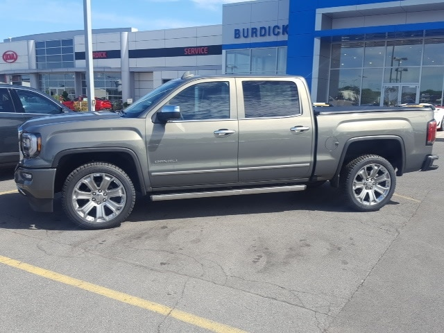 2018 Sierra 1500 Crew Cab 4x4,  Pickup #B18301115 - photo 3