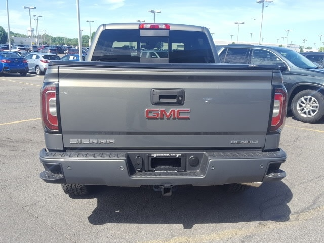 2018 Sierra 1500 Crew Cab 4x4,  Pickup #B18301115 - photo 2