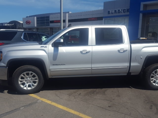 2018 Sierra 1500 Crew Cab 4x4,  Pickup #B18301314 - photo 3