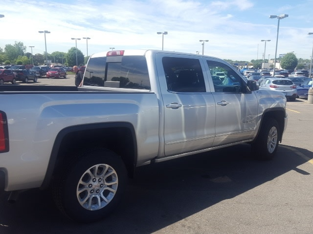 2018 Sierra 1500 Crew Cab 4x4,  Pickup #B18301314 - photo 6
