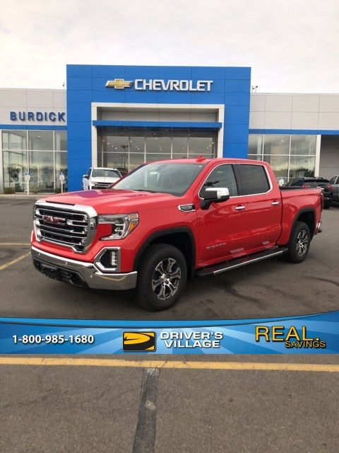 2019 Sierra 1500 Crew Cab 4x4,  Pickup #B19300247 - photo 1