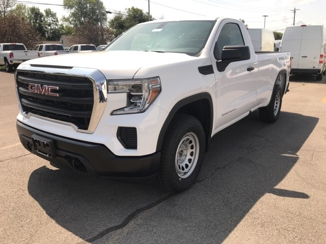 2019 Sierra 1500 Regular Cab 4x4, Pickup #B19301201 - photo 1