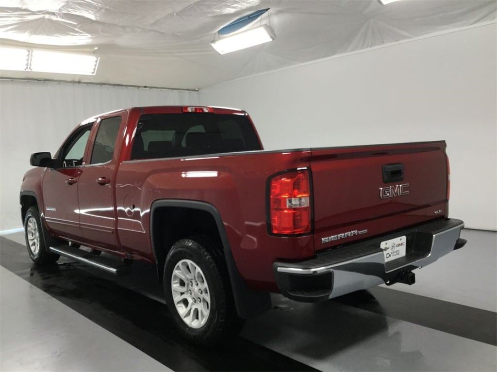 2019 Sierra 1500 Double Cab 4x4, Pickup #B19301614 - photo 1