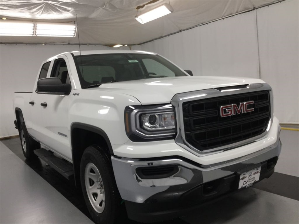 2019 Sierra 1500 Double Cab 4x4, Pickup #B19301621 - photo 1