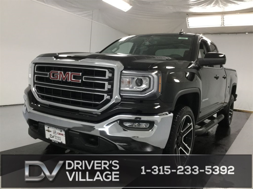 2019 Sierra 1500 Double Cab 4x4, Pickup #B19301622 - photo 1