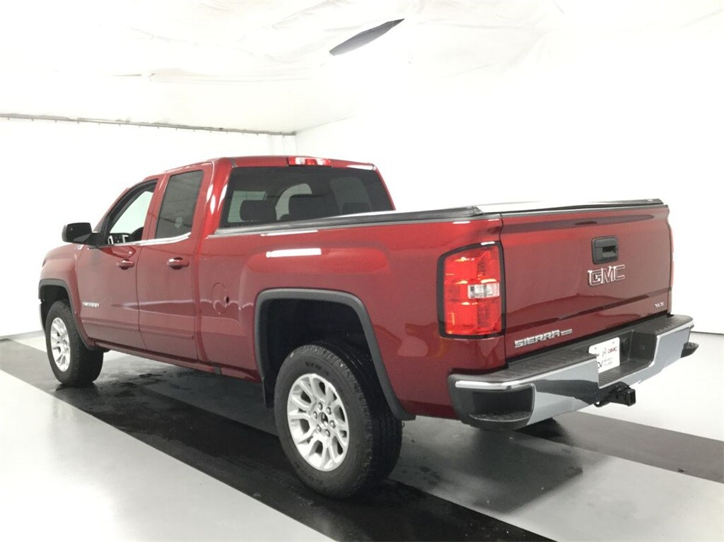 2019 Sierra 1500 Double Cab 4x4, Pickup #B19301627 - photo 1