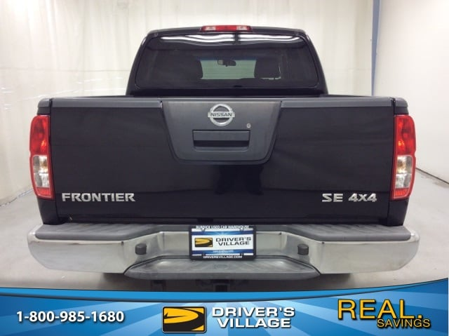 2009 Frontier,  Pickup #B09UK9582 - photo 5