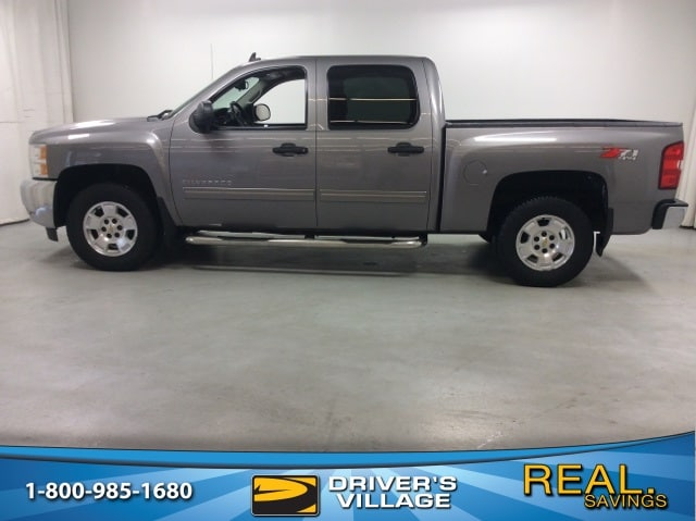 2013 Silverado 1500 Crew Cab 4x4,  Pickup #B13UK9026 - photo 3