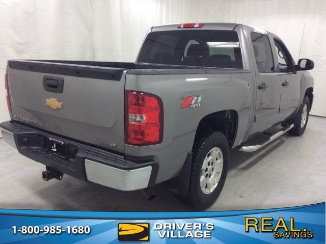 2013 Silverado 1500 Crew Cab 4x4,  Pickup #B13UK9026 - photo 6