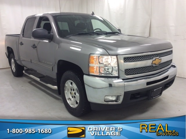 2013 Silverado 1500 Crew Cab 4x4,  Pickup #B13UK9026 - photo 7