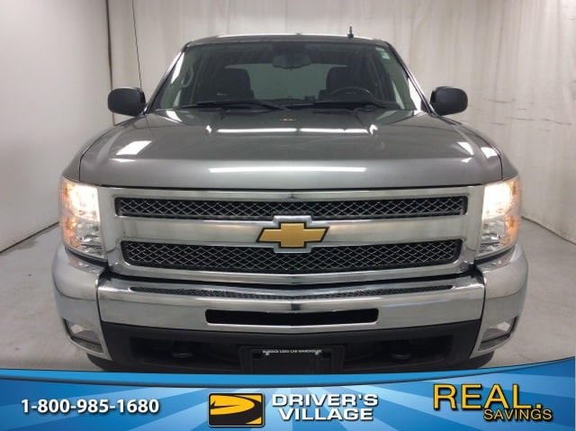2013 Silverado 1500 Crew Cab 4x4,  Pickup #B13UK9026 - photo 8