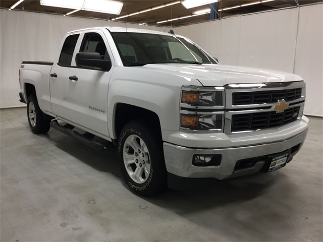 2014 Silverado 1500 Double Cab 4x4,  Pickup #B146R1269 - photo 5